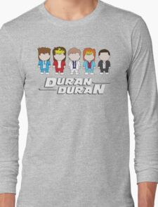 Duran Duran Long Sleeve T-Shirt