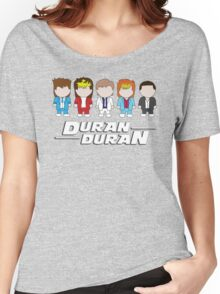 Duran Duran Women's Relaxed Fit T-Shirt