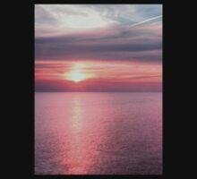 Norfolk summer sunset Baby Tee