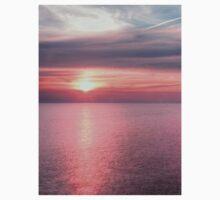 Norfolk summer sunset One Piece - Short Sleeve