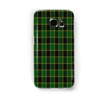 00975 Wilson's No. 197 Fashion Tartan Samsung Galaxy Case/Skin