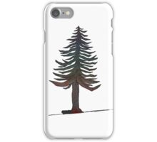 Lone Pine iPhone Case/Skin