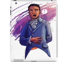 look back at the bill of rights iPad Case/Skin