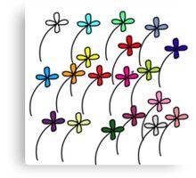 Flowersss Canvas Print