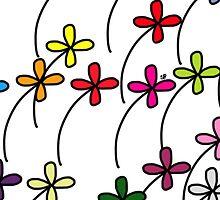 Flowersss by Sofia Pougy