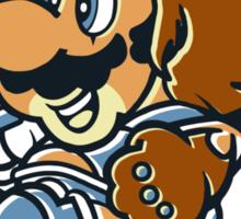 Lion-Ooki Sticker