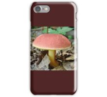 Stout Mushroom iPhone Case/Skin