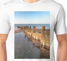 Norfolk groyne Unisex T-Shirt