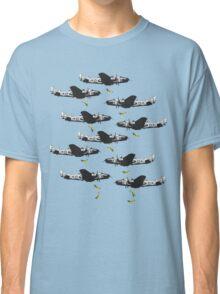 Banana Underground - Bombs away Classic T-Shirt