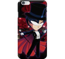 Sailor Moon: Tuxedo Mask iPhone Case/Skin