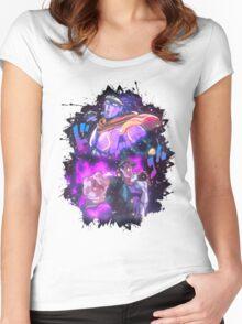 *LIMITED* Jojo's Bizarre Adventure - Jotaro Women's Fitted Scoop T-Shirt