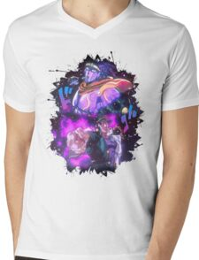 *LIMITED* Jojo's Bizarre Adventure - Jotaro Mens V-Neck T-Shirt