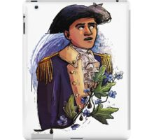 history has its eyes on u iPad Case/Skin