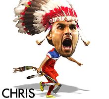 Chris Wondolowski USMNT by mijumi