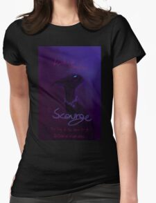 Scourge, leader of BloodClan Womens Fitted T-Shirt
