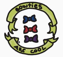 Bowties Are Cool Baby Tee