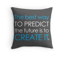 Create Your Future Throw Pillow