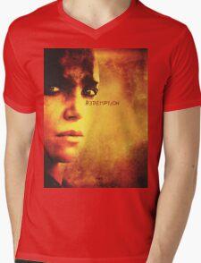 Redemption Mens V-Neck T-Shirt