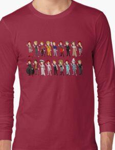Hallo Spaceman Long Sleeve T-Shirt