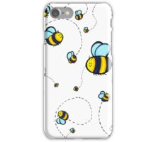 Bumble Pattern iPhone Case/Skin