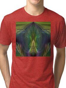 Lantern Flame Tri-blend T-Shirt
