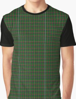 00970 Wilson's No. 192 Fashion Tartan Graphic T-Shirt
