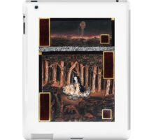 Destruction of the Forest iPad Case/Skin