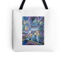 Abstract Light patterns Tote Bag