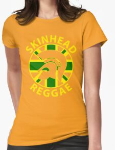 """SKINHEAD REGGAE """" JAMAICAN STYLE """" Womens Fitted T-Shirt"""