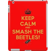 Game of Thrones, cousin orson 'Smash the beetles!' iPad Case/Skin