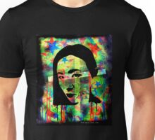 EYES WIDE OPEN... (4of4) by The Spilt Ink Unisex T-Shirt