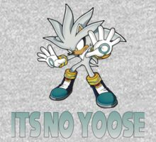 Silver The Hedgehog - It's no use  by Brenden Talarczyk