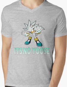 Silver The Hedgehog - It's no use  Mens V-Neck T-Shirt
