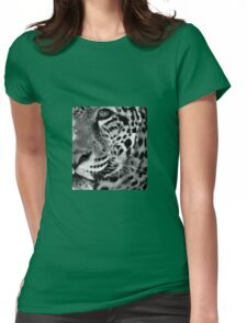 Into The Wild Womens Fitted T-Shirt