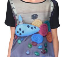 Ocarina of Time Chiffon Top