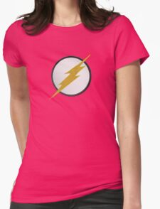 Flash Patch Womens Fitted T-Shirt