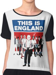 THIS IS ENGLAND MOVIE Chiffon Top