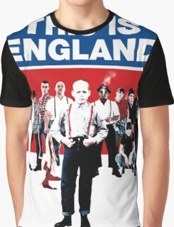 THIS IS ENGLAND MOVIE Graphic T-Shirt