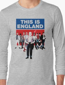 THIS IS ENGLAND MOVIE Long Sleeve T-Shirt