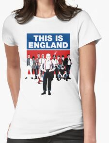 THIS IS ENGLAND MOVIE Womens Fitted T-Shirt