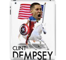 Clint Dempsey iPad Case/Skin