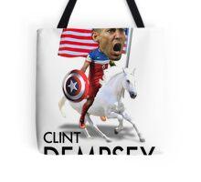 Clint Dempsey Tote Bag