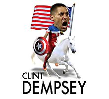 Clint Dempsey Photographic Print