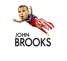 John Brooks USMNT Photographic Print