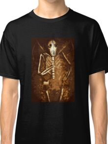 "Illustration for ""Hand of Bone"" Classic T-Shirt"