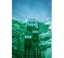 Infra-Red Cable Car II Photographic Print