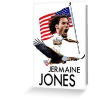 Jermaine Jones USMNT Greeting Card