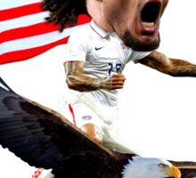 Jermaine Jones USMNT Sticker