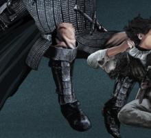 The Hound Knight Returns Sticker