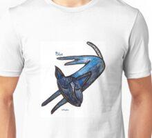 Blue (an Australian Blue Heeler) Unisex T-Shirt